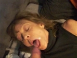 Wife Tastes Cum and She Loves It