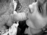 Girlfriend Blowjob Outdoor and Oral Cumshot