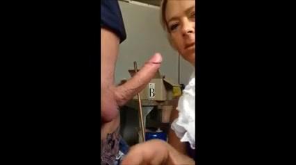 She Swallows Handjob Pornos 8
