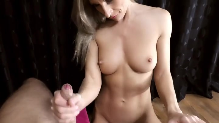 Consider, Blonde cum swallow who excellent